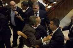 ٹرمپ ،پوٹین ملاقات میں فلسطینی صحافی سے بد سلوکی، کانفرنس سے نکال دیا