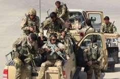 افغانستان کے مختلف علاقوں میں طالبان کیساتھ جھڑپوں میں پولیس کمانڈرسمیت ..