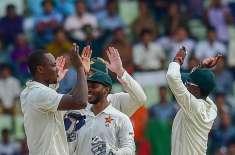 بنگلہ دیش اور زمبابوے کے درمیان آخری کرکٹ ٹیسٹ میچ کل شروع ہو گا، زمبابوے ..