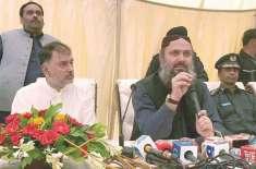 وزیراعلیٰ بلوچستان میر جام کمال سے سینیٹر میر سرفراز بگٹی اور وزیرداخلہ ..