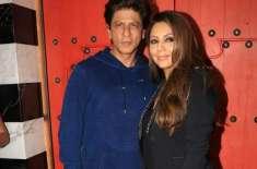 گوری کو فلموں میں ڈیزائنگ کرانے کا متحمل نہیں ہو سکتا،شاہ رخ خان