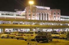 لاہور ایئرپورٹ پر جہازوں کی کمی ،