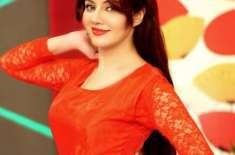 گلوکارہ رابی پیرزادہ کی جہلم میں شاندار پرفارمنس ،شرکارء جھومتے رہے