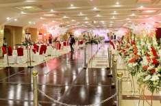 شادی کی تقریبات پر11 بجےکے بعد پابندی ہو گی ، کمشنر کراچی کی زیر صدارت ..