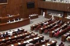 سینٹ اجلاس، ملک کی سیاسی صورتحال پر بحث،ن لیگی سینیٹرز کا پنجاب کی ..