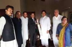 عمران خان سے ملاقات کیوں کی ؟