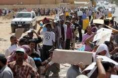 سعودی مملکت سے لاکھوں پاکستانی وطن واپس آ گئے