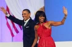سابق امریکہ صدر باراک اوباما اور مشیل اوباما کی ڈانس ویڈیو وائرل