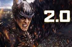 فلم2.0کا دنیا بھر میں700کروڑ روپے کا بزنس