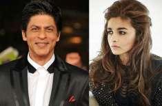 عالیہ بھٹ شاہ رخ خان کے ساتھ دوبارہ کام کرنے کے لئے پرامید