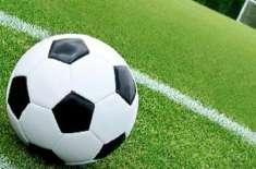 ملک میں فٹ بال کے کھیل کے فروغ و ترویج کیلئے بھرپور کردار ادا کیا جائیگا، ..