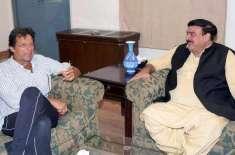 شیخ رشید پسند کی وزارت نہ ملنے پر عمران خان سے ناراض ہو گئے