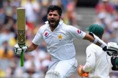آئی سی سی نے ٹیسٹ رینکنگ جاری کردی،پاکستان ساتویں نمبر پر براجمان