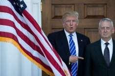 ٹرمپ کو پاگل کتا کہنے پر امریکی وزیردفاع جیمز میٹس کو برطرف کرنے کا ..
