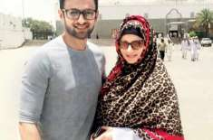 shoaib malik ask for leave to spent time with sania