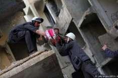 سرائیل نے شام میں سے 800 افراد کو بچا کر اردن پہنچا دیا