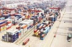 رواں مالی سال پہلے تین ماہ کے دوران برآمدات میں 4.56 فیصد اضافہ