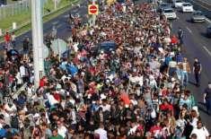 آسٹریا اورجرمنی کایورپی یونین میں مہاجرین کی آمد روکنے کے لیے اقدامات ..