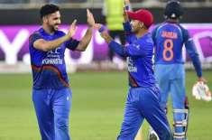 ایشا کپ میں افغانستان نے بھارت سے فتح چھین لی