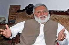 بنوں'متحدہ مجلس عمل کے امیدوار اکرم خان درانی پر ایک اور قاتلانہ حملہ ..