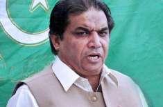 حنیف عباسی کی صحت بگڑ گئی ،سرگنگارام ہسپتال منتقل