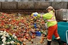 دنیا کے10بڑے ترقی یافتہ ممالک ہر سال لاکھوں ٹن خوراک ضائع کردیتے ہیں'ورلڈ ..