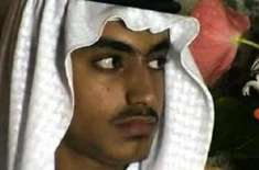 ایران نے حمزہ بن لادن کو سعودی عرب کے بجائے افغانستان بھیج دیا