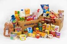 مقامی مارکیٹ میں فی کلو اشیائے خوردونوش کے بھائو