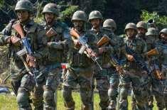 جاپان اور بھارت پہلی مشترکہ فوجی مشقیں رواں ماہ شروع کریں گے