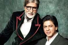 شاہ رخ خان کی امیتابھ بچن سے''بدلہ'' لینے کی'' دھمکی''