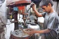حکومت سندھ کامزدوروں کی اجرت میں اضافے کا اعلان