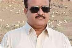 تحریک انصاف کے نامزد امیدوار عثمان بزدار نے پنجاب فتح کر لیا