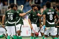 ورلڈ کپ ہاکی ٹورنامنٹ، پاکستانی ٹیم بیلجیئم کے ہاتھوں 5-0 سے شکست کے ..