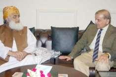 مولانا فضل الرحمان نے کامیاب لانگ مارچ کیلئے سیاسی رابطے تیز کردیے