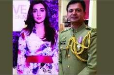 حمزہ علی عباسی سے متعلق سوال; عائشہ خان نے زبردست جواب دے دیا