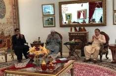 اہم سیاسی رہنماؤں کی جاتی امرا آمد، نواز شریف سے بیگم کلثوم نواز کے ..