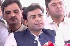 لاہور ہائی کورٹ نے حمزہ شہباز کی عبوری ضمانت میں 20نومبر تک توسیع کر ..