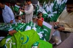 یوم آزادی کے موقع پرکل تمام مساجد میں قرآن خوانی کی خصوصی محافل کا ..