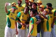 پشاور زلمی اور آسٹرین کرکٹ ایسوسی ایشن کے درمیان کرکٹ کے فروغ کے حوالے ..