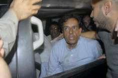 رہنما مسلم لیگ ن کیپٹن ریٹائرڈ صفدر کو گرفتار کر لیا گیا