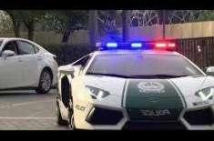 دُبئی پولیس نے جرائم کی روک تھام کے لیے کمر کس لی