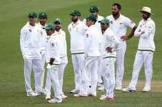 جنوبی افریقہ کے خلاف ٹیسٹ سیریز کے لیے قومی ٹیم کا اعلان کردیا گیا