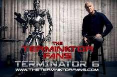 بلاک بسٹرنئی فلم' ٹرمنیٹر6'کی عکسبندی شروع
