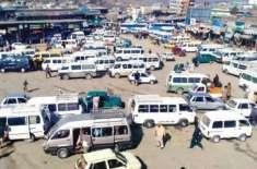 ریجنل ٹرانسپورٹ اتھارٹی نے ہزارہ کے 7 اضلاع کیلئے پبلک ٹرانسپورٹ کا ..