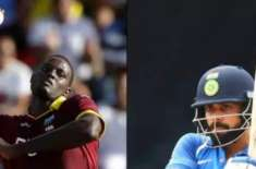 بھارت اور ویسٹ انڈیز کے درمیان پہلا ون ڈے انٹرنیشنل کرکٹ میچ پرسوں ..