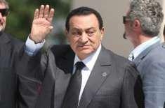 حسنی مبارک کے بیٹوں علائو اور جمال مبارک کی گرفتاری کا حکم دینے والے ..