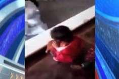 والدین نے ایران سمگل ہونے والے بچوں کی ویڈیو میں اپنی بچی کو پہچان لیا