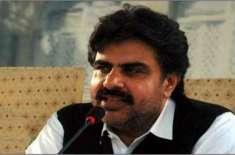 سندھ حکومت اگلے ہفتے سے شجر کاری مہم کا آغاز کرے گی، ناصر حسین شاہ