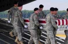 امریکہ میں 'ملٹری ٹریننگ' کے دوران حادثہ، 3 فوجی ہلاک ، 3 زخمی ہوگئے