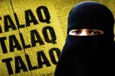 سپریم کورٹ کا فیصلہ معطل،بھارت کی کابینہ نے میں ایک ساتھ تین طلاقوں ..